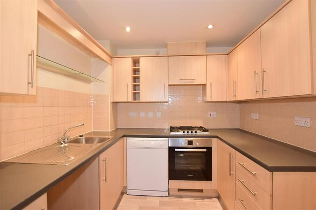 Kitchen of Keating Close, The Esplanade, Rochester, Kent ME1