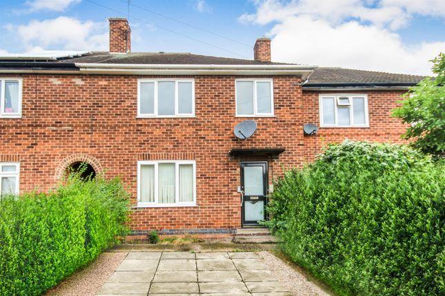 Thumbnail Terraced house to rent in Arnside Road, Bestwood Park, Nottingham
