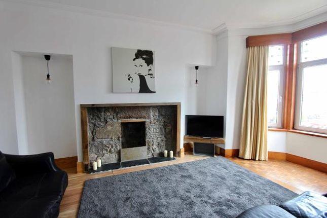 Thumbnail Flat to rent in 1st Floor Flat, 65 Elmfield Avenue, Aberdeen