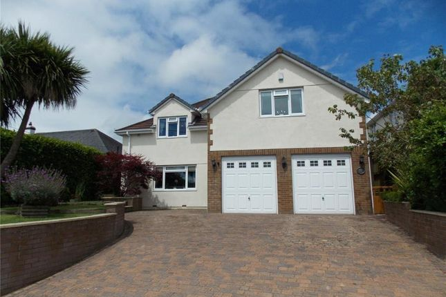 Thumbnail Detached house for sale in Pengover Road, Liskeard, Cornwall