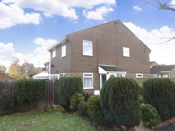 Thumbnail End terrace house for sale in Canford Heath, Poole, Dorest