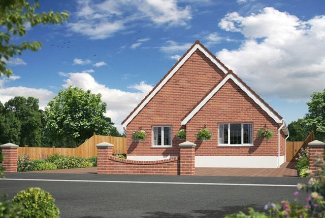 Thumbnail Detached bungalow for sale in Betts Green Road, Little Clacton, Clacton-On-Sea