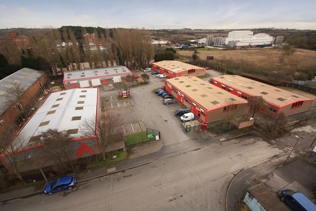 Light industrial to let in Rope Walk, Ilkeston