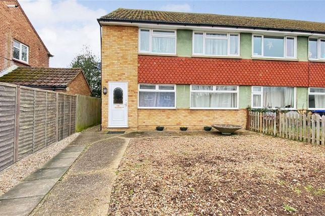 Thumbnail Maisonette for sale in Green Tiles Lane, Denham, Uxbridge