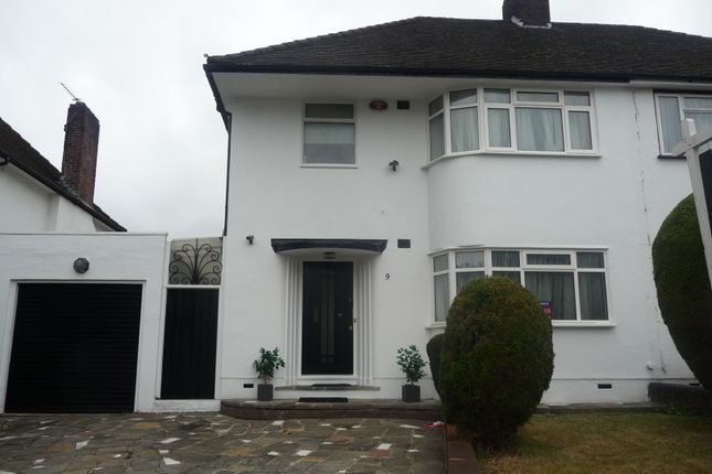 Thumbnail Semi-detached house for sale in Mayfields, Wembley Park