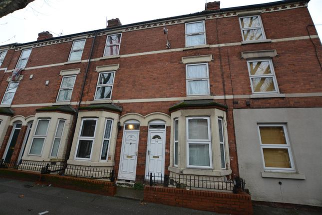 4 bed terraced house for sale in Radford Boulevard, Radford, Nottingham