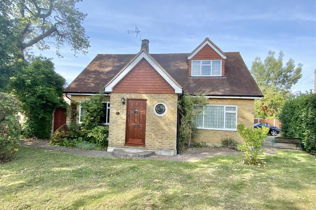 Thumbnail Detached bungalow for sale in Priests Lane, Shenfield, Brentwood