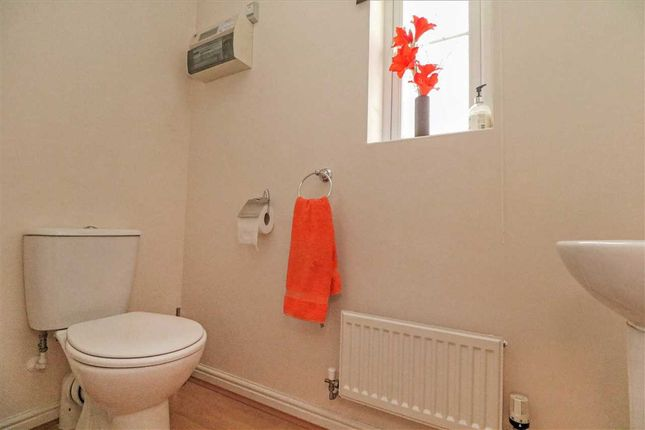 Downstairs WC of Fox Hollow, Witham St Hughs, Witham St Hughs LN6