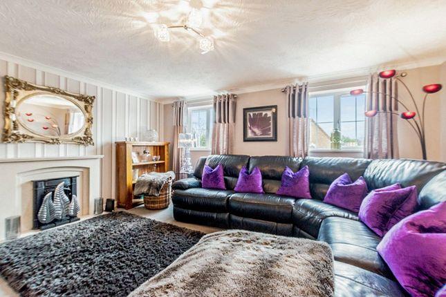 Living Room of Hudson Way, Swindon SN25
