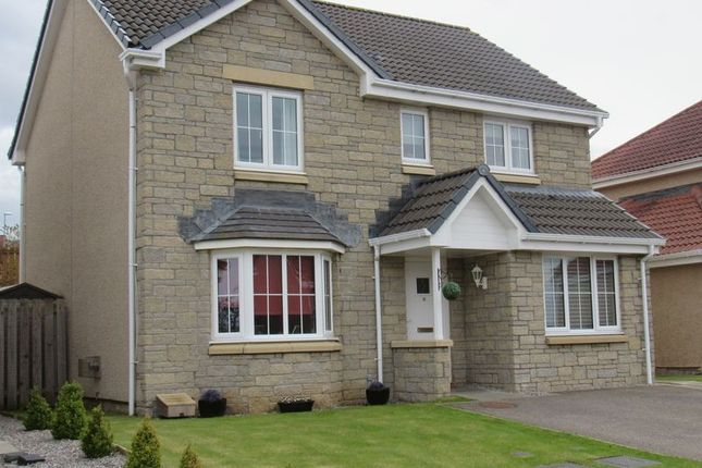 Thumbnail Detached house for sale in Woodlands Way, Westhill, Inverness