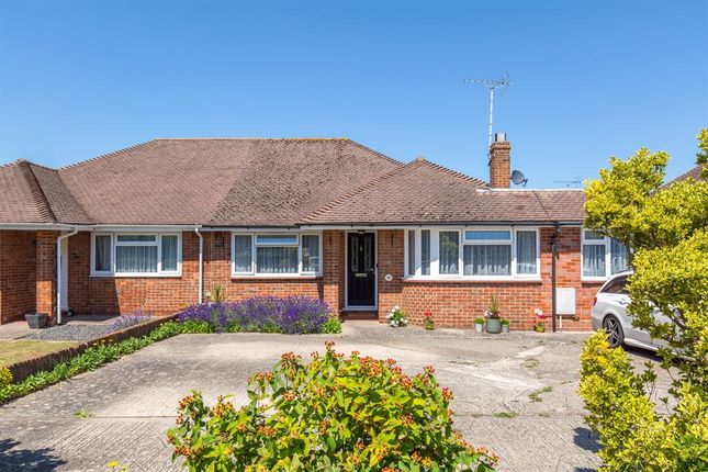 Thumbnail Detached bungalow for sale in Goring Way, Goring By Sea