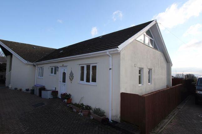 Thumbnail Semi-detached house for sale in Fonmon Road, Rhoose, Barry