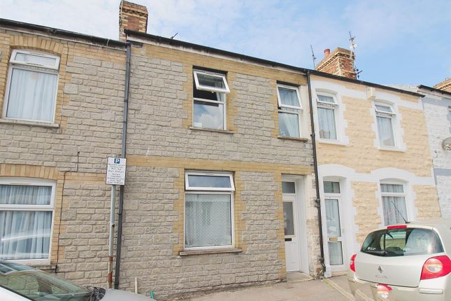 Thumbnail Terraced house for sale in Richard Street, Barry