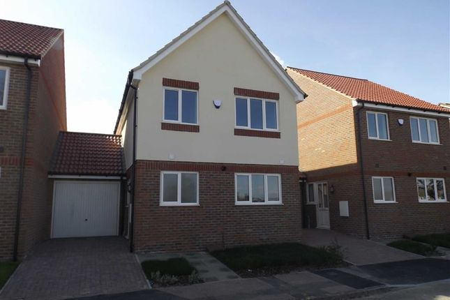Thumbnail Link-detached house for sale in Hogg Lane, Grays, Essex