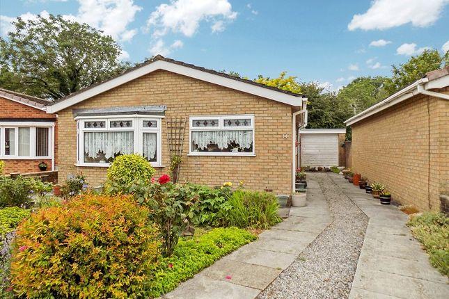 Detached bungalow for sale in Chorley Wood Close, Brackla, Bridgend.