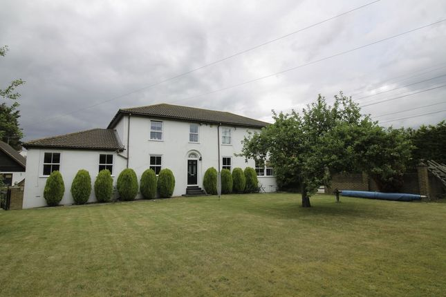 Thumbnail Detached house for sale in Stifford Clays Road, Grays, Essex