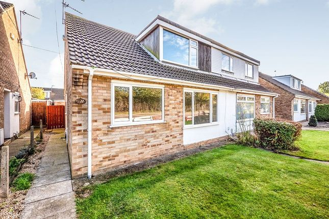 Thumbnail Bungalow for sale in Grandale, Hull