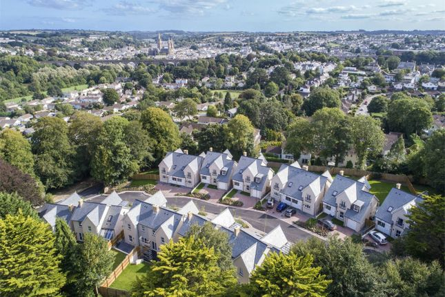 Thumbnail Detached house for sale in Kenwyn Gardens, Kenwyn, Truro