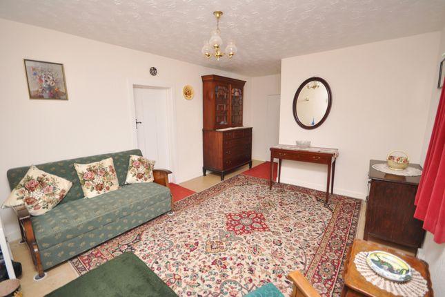 Living Room of 58 Wilson Street, Girvan KA26