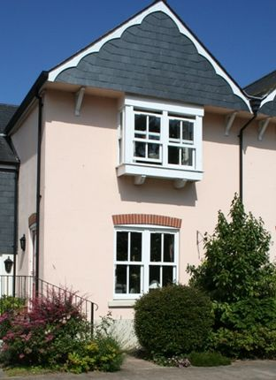 Thumbnail Terraced house to rent in New Walk, Totnes