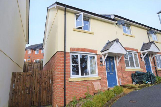 Terraced house for sale in Scarne Side Grove, Launceston