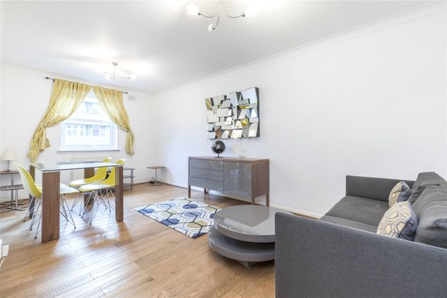 Thumbnail Flat to rent in Admiral Court, Horatio Street, London