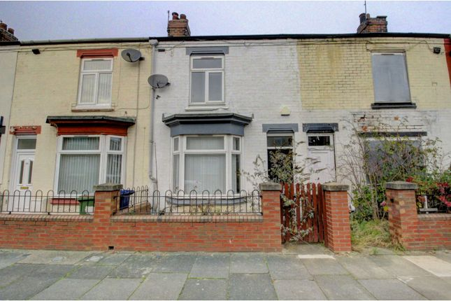 3 bed terraced house for sale in Hampden Street, South Bank, Middlesbrough TS6