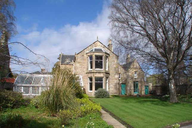 Thumbnail Detached house for sale in Institution Road, Elgin, Moray