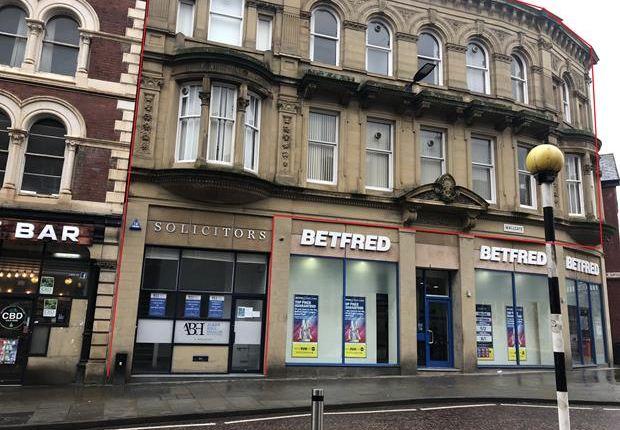 Thumbnail Office to let in 8 Wallgate, Wigan, Lancashire