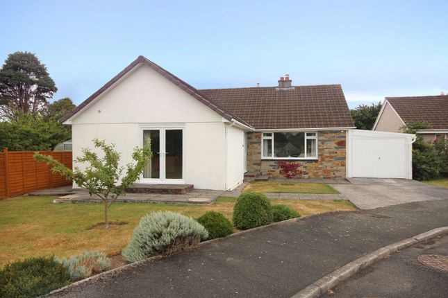 Thumbnail Bungalow for sale in Speedwell Close, Millbrook, Torpoint