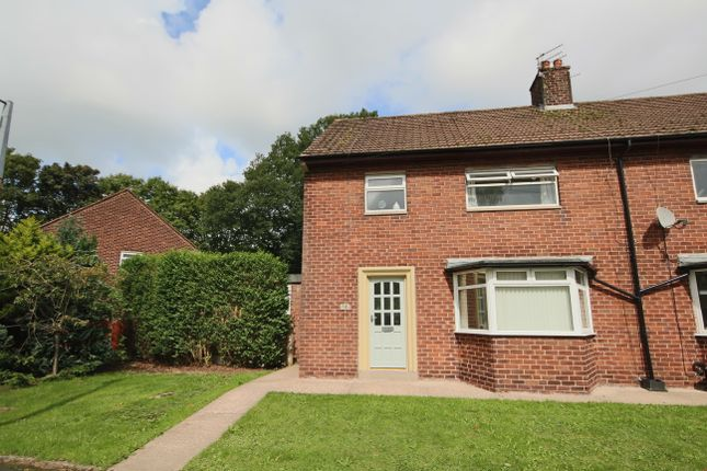 Thumbnail Semi-detached house for sale in Lindle Crescent, Hutton, Preston