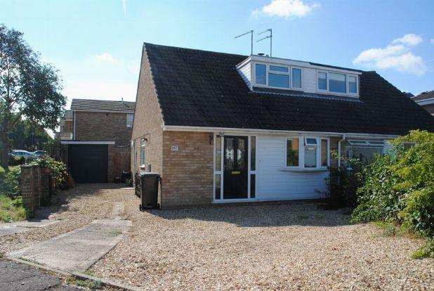 Thumbnail Semi-detached house for sale in Acre Lane, Kingsthorpe, Northampton