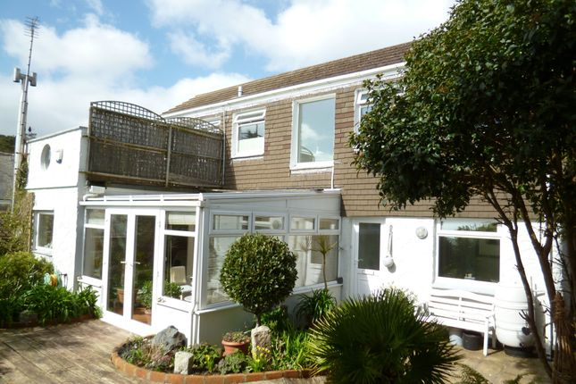 Detached house for sale in Marcwheal Mews, Mousehole, Penzance