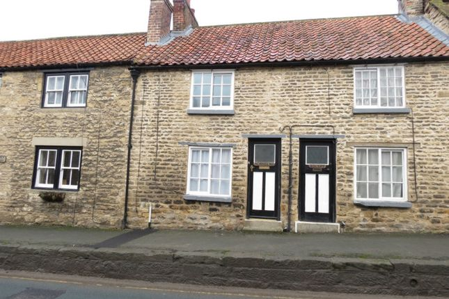 Thumbnail Terraced house to rent in High Street, Thornton Le Dale