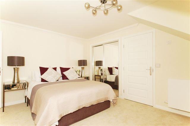 Bedroom 1 of Church Farm Court, Church Farm Lane, East Wittering, Chichester PO20