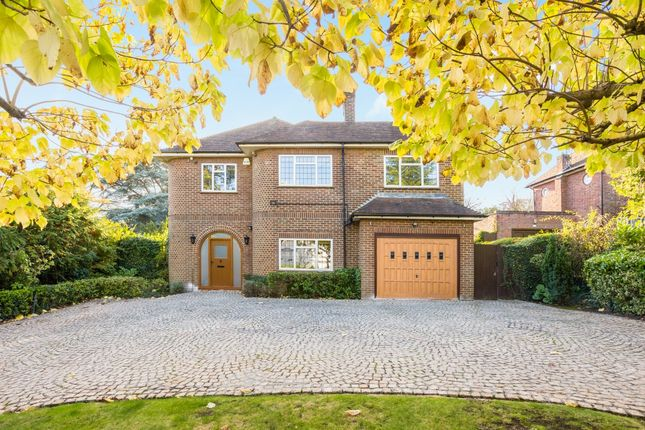 Thumbnail Detached house to rent in Dennis Lane, Stanmore