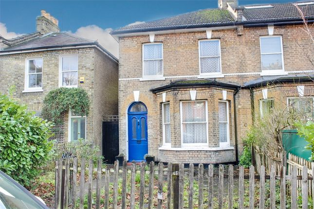 Thumbnail End terrace house for sale in Tetherdown, Muswell Hill, London