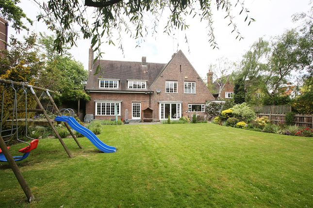 Thumbnail Detached house for sale in Westfield, Gosforth, Newcastle Upon Tyne