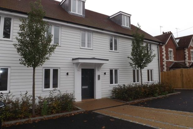 Thumbnail Flat to rent in High Street, Etchingham