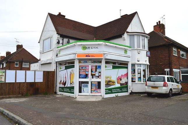 Thumbnail Retail premises for sale in Abbey Park Road, Leicester
