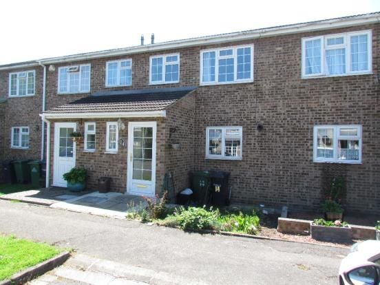 Thumbnail Terraced house for sale in Marsh Close, Waltham Cross