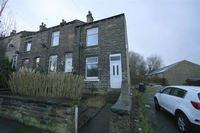 Thumbnail Terraced house to rent in Crimble Close, Halifax