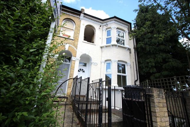Thumbnail Flat to rent in Whiteley Road, London