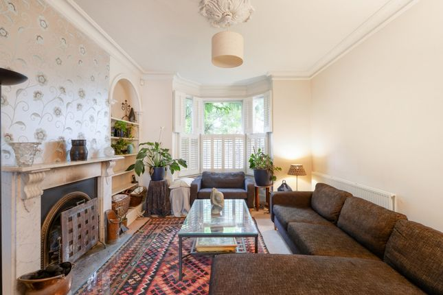 Thumbnail 4 bed terraced house for sale in Wimbledon Park Road, Southfields