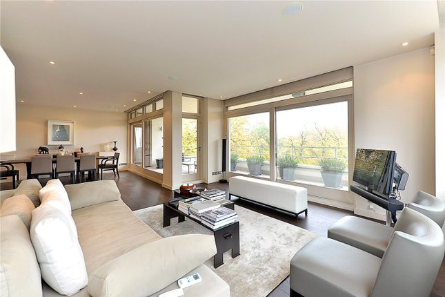 Thumbnail Flat for sale in Imperial Court, Prince Albert Road, St John's Wood, London