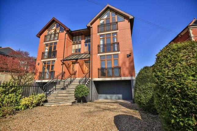 Thumbnail Semi-detached house for sale in Lisvane Road, Lisvane, Cardiff