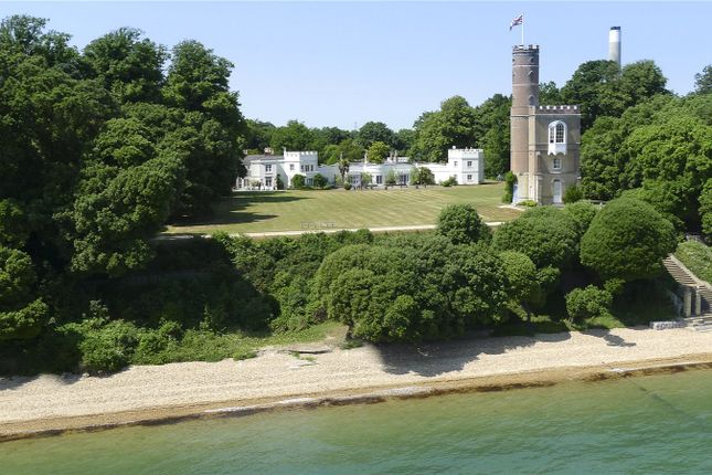 Thumbnail Detached house for sale in Stanswood Road, Nr Lepe, Hampshire