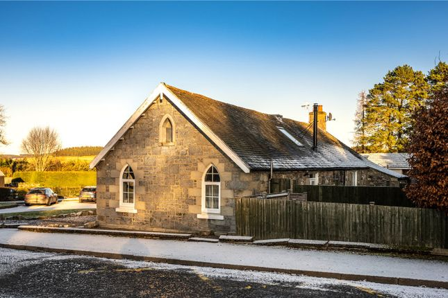 Detached bungalow for sale in The Old Church Hall, 17 Main Street, Tomintoul, Ballindalloch