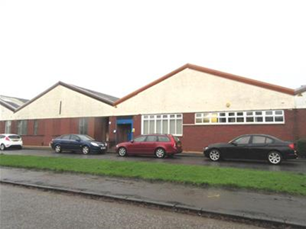 Industrial to let in 37 Carlyle Avenue, Hillington Park, Glasgow