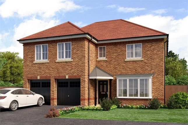 "Thumbnail Detached house for sale in ""Jura"" at Aberford Road, Wakefield"